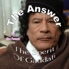 Sperit of Gaddafi